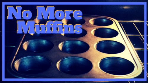 Empty Muffin Pan